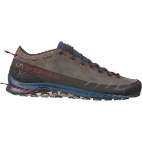 La Sportiva TX2 Leather Scarpe Uomo grigio/blu